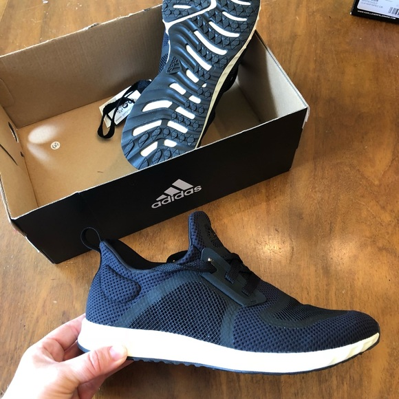 check out 528df 77bc1 NEW ADIDAS EDGE LUX CLIMA BLACK